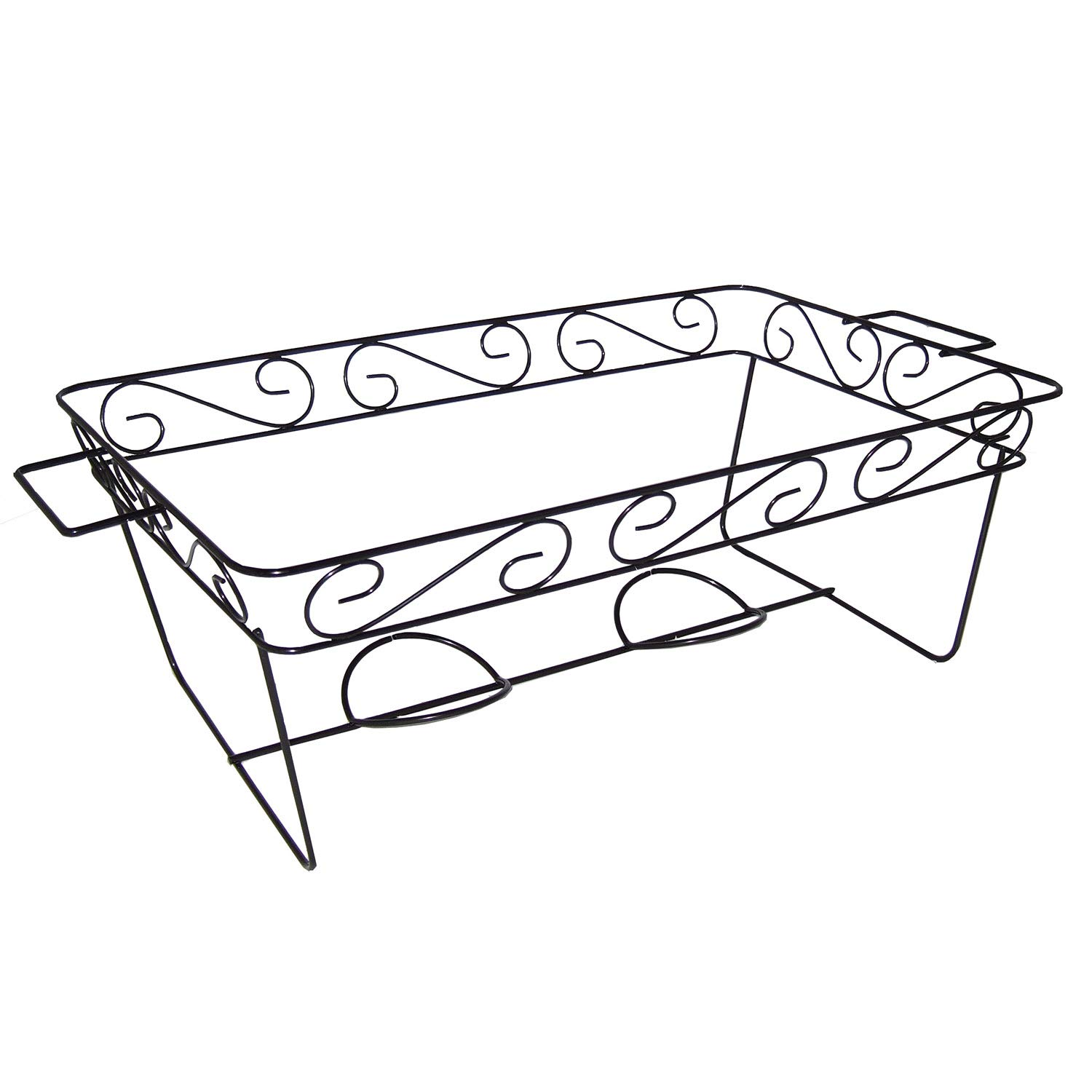 Steel Chafing Rack