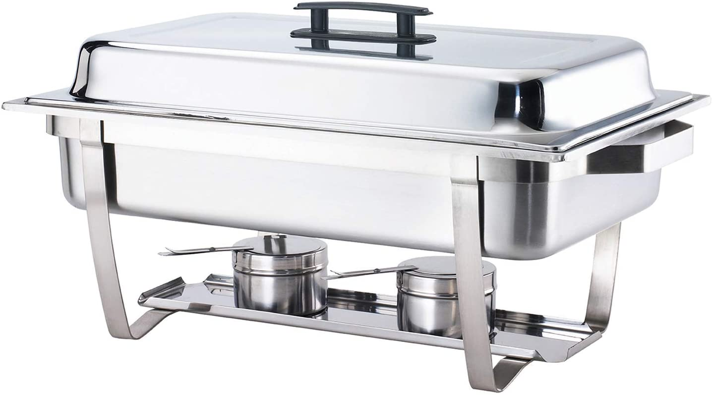 Chafing Dish High Grade Stainless Steel Chafer Rack.
